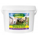 Verm-X for sheep and goats