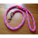 Braided dog lead - medium & large dog