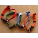 Ajustable webbing collar