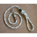 Laisse en corde - moyen/grand chien