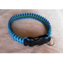 Braided collar - medium/large dog