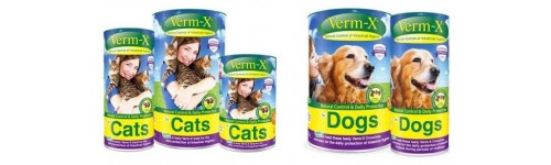 Verm-X for Dogs and Cats